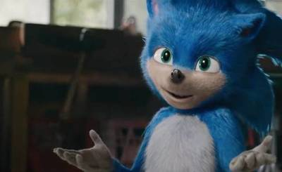 Llegó el primer tráiler de Sonic, la película