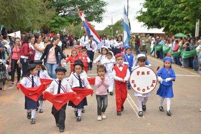 Itapé celebra otro aniversario