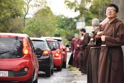 Capuchinos realizarán bendición anual de vehículos