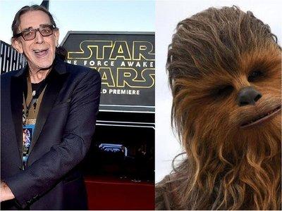 Murió Peter Mayhew, intérprete de Chewbacca en Star Wars