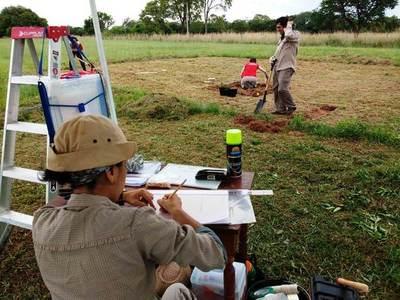 Nueva misión de arqueólogos franceses llegará a Paraguay en junio