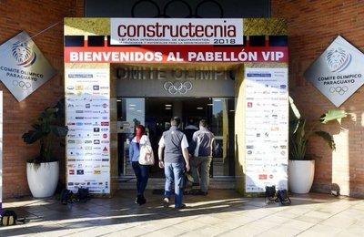 Ajustan detalles para Constructecnia 2019