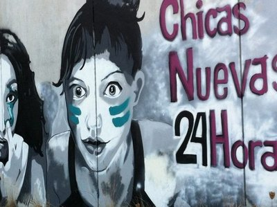 Chicas nuevas 24 horas en la Manzana de la Rivera