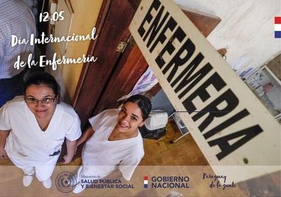 Recuerdan el Día Internacional de la enfermería