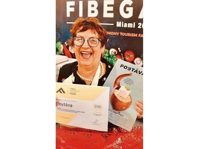 Libro paraguayo gana premio en la mayor feria  gastronómica mundial