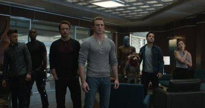 """""""Avengers: Endgame"""" cierra tres semanas al frente de la taquilla de EE.UU."""