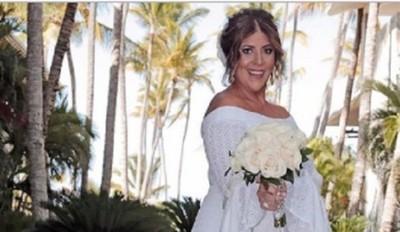 La boda religiosa de Tana Schémbori