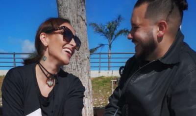 José Ayala Y Su Esposa Celebraron 5 Años De Casados