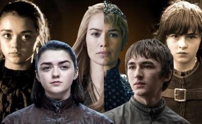 Brandon, Arya y Sansa ya están inscriptas en el Registro Civil
