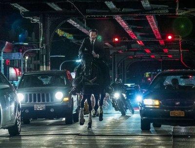 """""""John Wick 3"""": otro triunfo de acción magistral"""