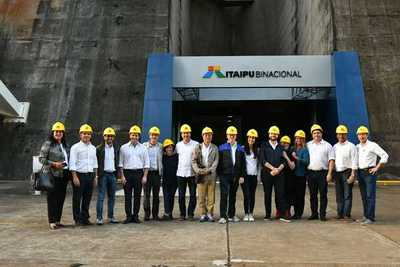 FMI destaca rol estratégico de Itaipu en el crecimiento y diversificación de la economía paraguaya