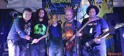 HOY / Tres bandas nacionales de Heavy Metal se presentarán en concierto
