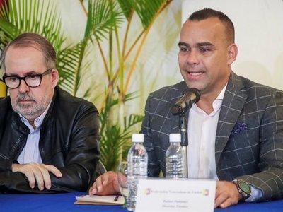 """Dudamel afirma que a Venezuela le tocó crecer """"de la mano con la derrota"""""""