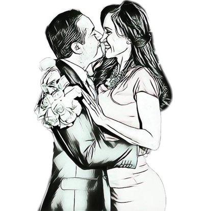Pabla Thomen se casó con misterioso chileno