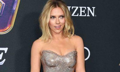 ¡Scarlett Johansson se comprometió!