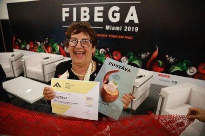 Paraguay gana en la feria internacional de turismo gastronómico FIBEGA 2019