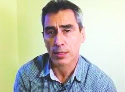 Solicitarán traslado de René Hofstetter a la Agrupación Especializada