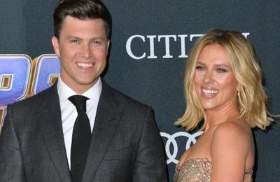 Scarlett Johansson anuncia que se casará por tercera vez