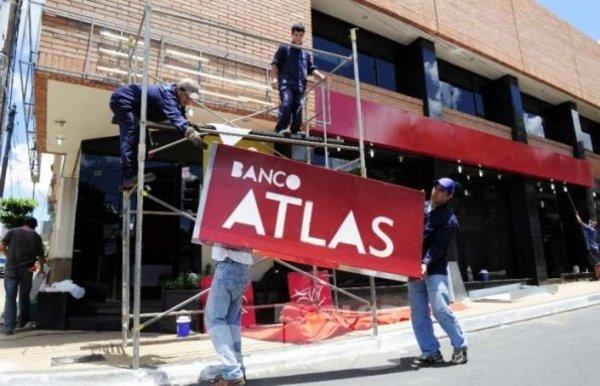 ABC ataca a Basa, para beneficiar a su banco, Atlas