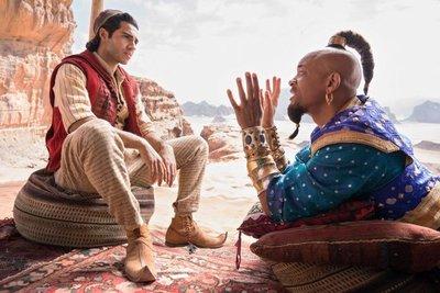 El nuevo Aladdin encabeza estrenos
