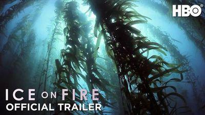 """Las soluciones contra el cambio climático de DiCaprio en """"Ice on Fire"""""""