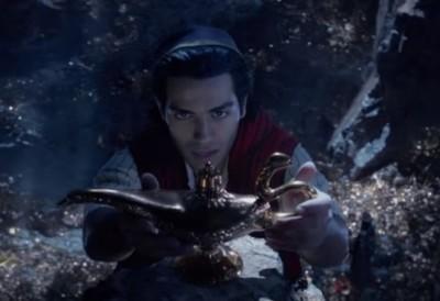 Aladdin, Una Comedia Y Una Oscura Cinta De Origen De Anti Héroe