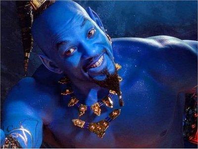 Aladdin y el genio Will Smith intentan arrasar en la taquilla de EEUU