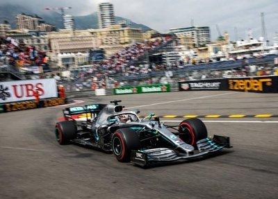 Sigue el dominio de Mercedes