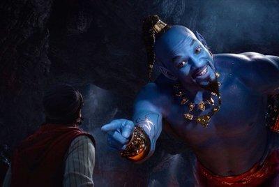 """La nueva versión de """"Aladino"""""""