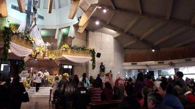 María Auxiliadora reunió a devotos de todo el país en misas y actos conmemorativos