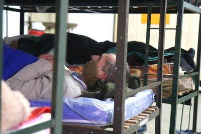 Ante bajas temperaturas, habilitan refugios para personas en situación de calle