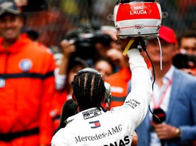Hamilton se quedó con el GP de Mónaco