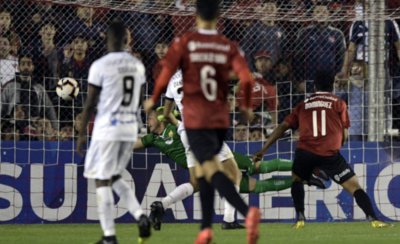 HOY / Cecilio lleva a Independiente a Octavos de Final