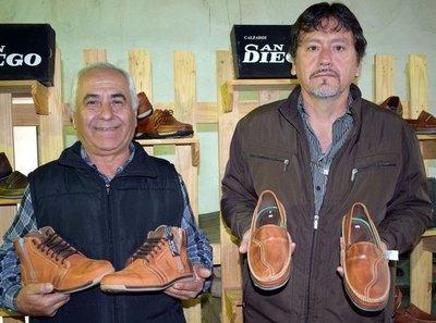 Alta calidad de calzados, a pesar de crítica situación