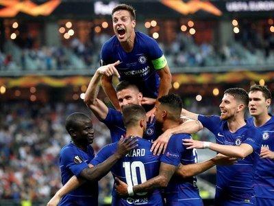 Chelsea golea al Arsenal y se corona campeón de la Europa League