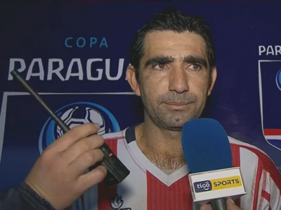 Blas Irala valora el triunfo de Ovetense en la Copa Paraguay