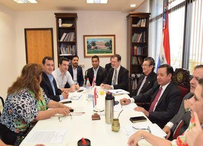 Velázquez habló con diputados para definir la mesa directiva