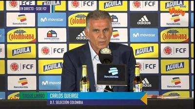 Los 23 de Colombia para Brasil 2019