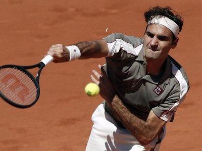 Nadal y Federer no tiemblan en un Roland Garros