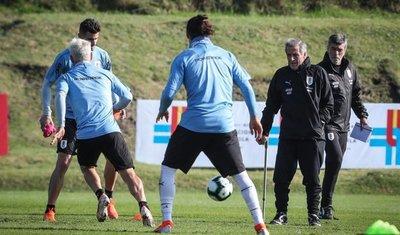 Uruguay espera grupo competitivo
