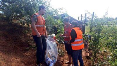 SEN inicia asistencia en Arroyos y Esteros