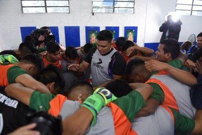 Equipo chaqueño de fútbol cayó derrotado, ¡pero se ganó la admiración del país!