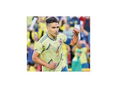 Colombia goleó a Panamá en amistoso