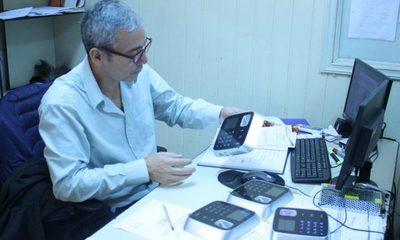 Municipalidad de CDE recibe donación de relojes biométricos