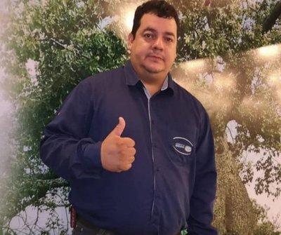 Asesinan a jefe de prensa de la Gobernación de Boquerón