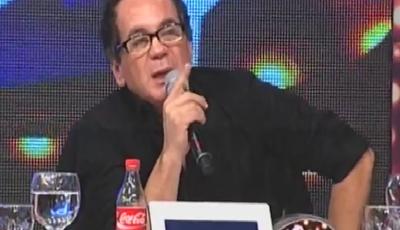 """César Vinader lanza nombres para el """"jurado ideal"""" de Baila Conmigo Paraguay"""