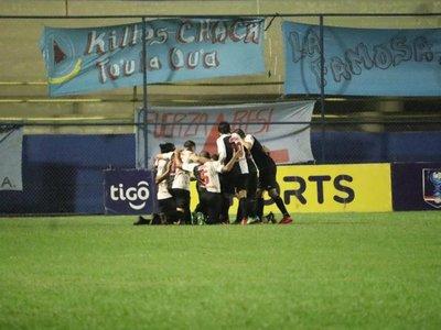 Tacuary golea y avanza en la Copa Paraguay