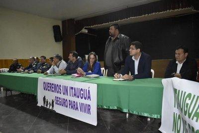 Itagüeños piden frenar con el microtráfico de droga