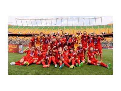 Inglaterra gana a Alemania, logra histórico tercer lugar