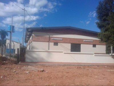 Gobierno construye puestos sanitarios en Horqueta